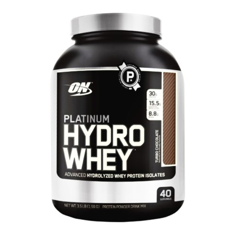 Optimum nutrition hydro whey