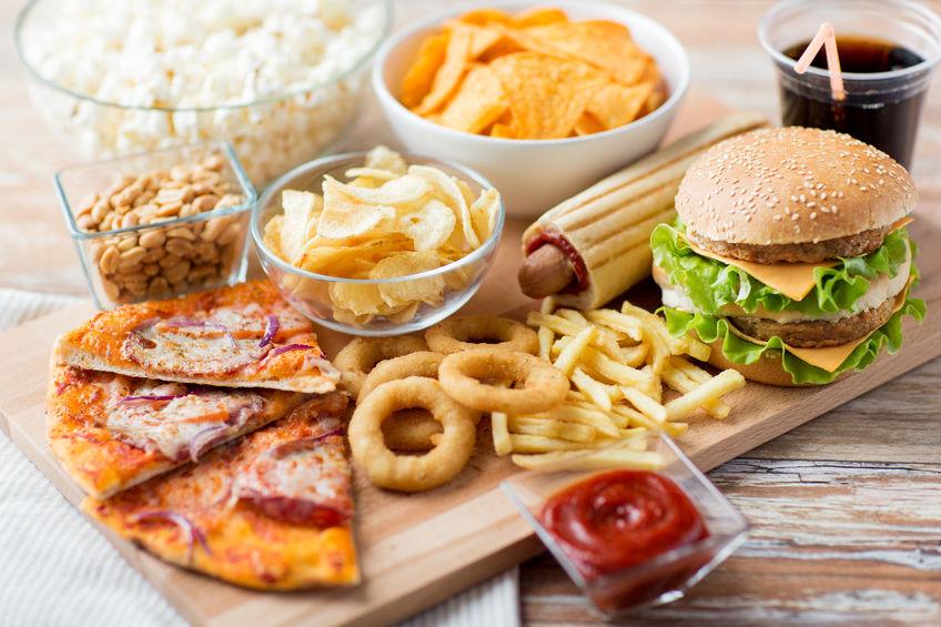 meest ongezondste voedsel